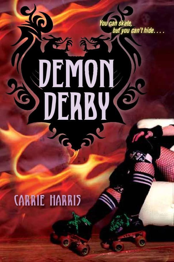 Demon Derby final cover